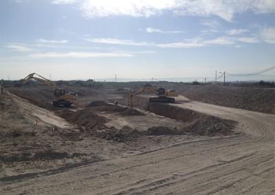 Excavaciones Santomera S.L.U embalses 1
