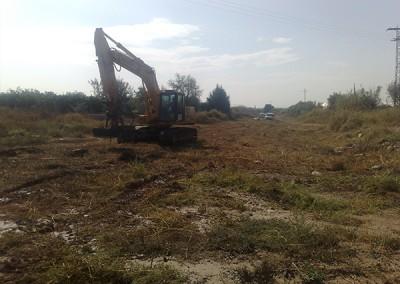 Excavaciones-Santomera-S.L.U-desbroce-y-limpieza-de-ríos-y-canales-4