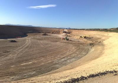 Excavaciones Santomera S.L.U embalses 4