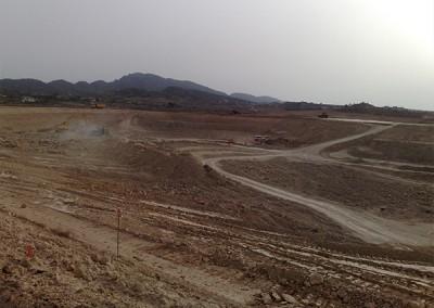 Excavaciones Santomera S.L.U embalses 5