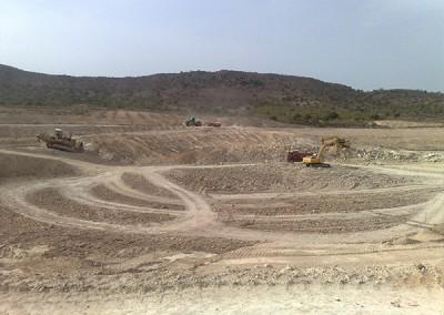 Excavaciones Santomera S.L.U embalses 6