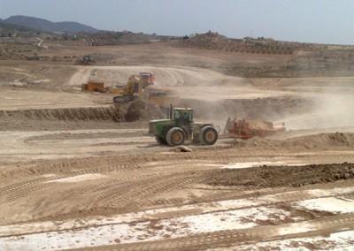 Excavaciones Santomera S.L.U embalses 7