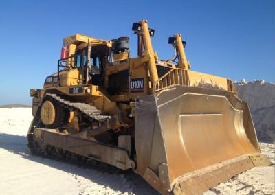 Excavaciones Santomera maquinaria pesada para excavaciones 1