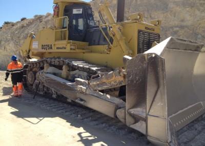 Excavaciones Santomera maquinaria pesada para excavaciones