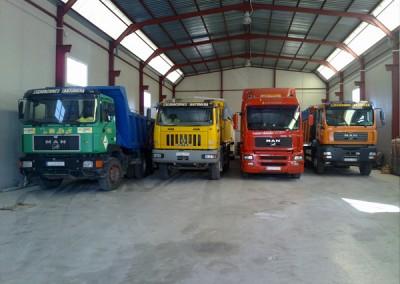 Excavaciones Santomera maquinaria pesada para excavaciones 2