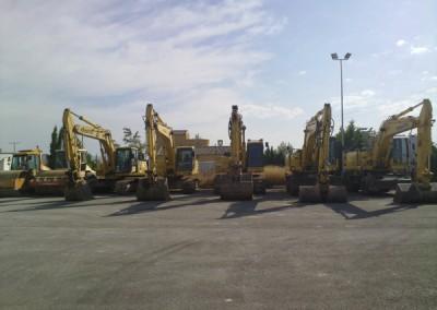 Excavaciones Santomera maquinaria pesada para excavaciones 3